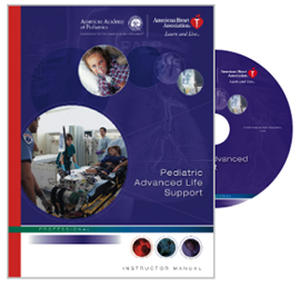 pediatric advanced life support pals provider manual pdf